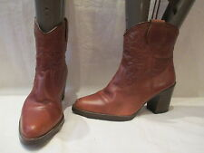 Unbranded Cowboy, Western 100% Leather Upper Boots for Women