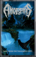 Amorphis - Tales From The Thousand Lakes Cassette Tape - DEATH METAL 200 - NEW