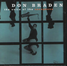 Don Braden – The Voice of the saxophone (+ Randy Brecker