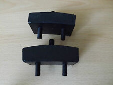 CLASSIC MORRIS MINOR ENGINE MOUNTING RUBBER X 2 part no AHA5484