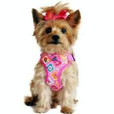 Wrap and Snap Choke Free Dog Harness by Doggie Design - Maui Pink