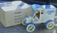 Ertl Ford 1905 Delivery Van Ragbrai XVII Ride 1:25 Scale Die Cast Coin Bank