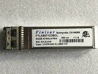 New Finisar FTLX8571D3BCL 850nm 10 GbE SR multimode SFP+ Transceiver