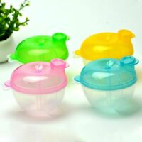 3 Layer Baby Milk Powder Formula Dispenser Food Container Storage Feeding Box