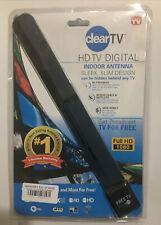 Clear TVKey HDTV Digital Indoor Antenna (See Description)