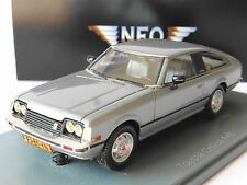 TOYOTA CELICA ST 2000 MKII A40 SILVER LIFT BAC 1978 NEO 43261 1/43 SILBER LHD