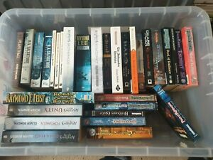 Over 35x Science Fiction/ Video Game Books, From £1.99 Each With Free Postage