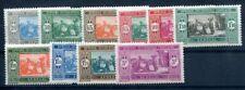 SENEGAL 1927 Yvert 102-109 * 38€(F1247
