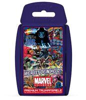 Top Trumps Toptrumps Marvel Universe Kartenspiel Quartettspiel Quartett Spiel