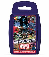 Winning Moves 62264 - Top TRUMPS Marvel Universe