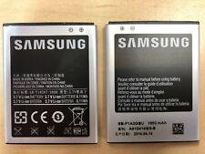 New OEM Samsung Galaxy S II S2 SGH-i777 Battery EB-L1A2GBU 1650 mAh Li-ion AT&T