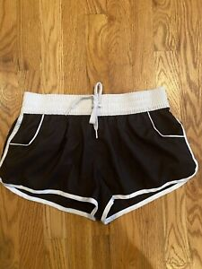 Junior Ladies Shorts Size S (3-5) By OP Active or Swim/Swim Cover Up EUC
