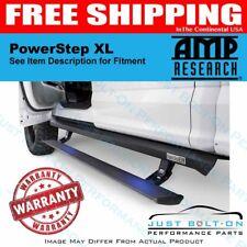 AMP PowerStep XL 2010-2012 Ram 2500 Crew Cab 77158-01A Black