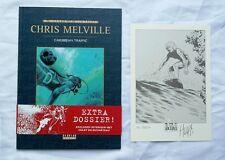 BD - Chris Melville Caribbean Traffic TL + Ex libris n° & s / HULET / DUCHATEAU