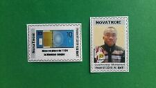 NovaTroie Adhésion a la monnaie unique ECO et gouverneur neuf 2019 micronation