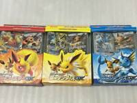 Pokemon card Starter Deck Eevee GX Flareon Vaporeon Jolteon set Japanese NEW
