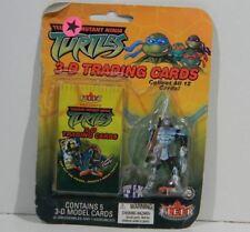 2003 Fleer Teenage Mutant Ninja Turtles 3D Trading Cards
