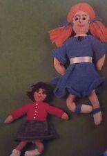 Ct12-Tejer patrón para las muñecas DK & 4-ply - Juguete para Niños-niños