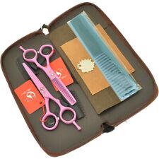 "5.5"" Barber Shop Hair Shear Thinning Hairdressing Scissors Set for Trimming Hair"