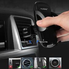 FLOVEME Support Téléphone Voiture à grille D'aération  Rotation 360 iPhone GPS