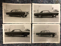 1965 Photos Of Chevrolet Malibu 327 - B&W - Taken At Dealership?