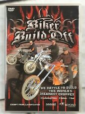 Biker Build Off - Battle to build world meanest chopper (DVD, 2006) Region 4