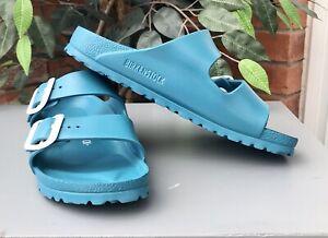 Birkenstock Arizona Eva Ladies Sandals Turquoise Size 37/4