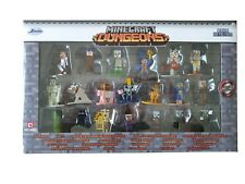 Minecraft Dungeons Nano Metalfigs Collection of 20 Die-Cast Figures Collectors