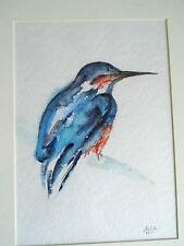 Künstlerische Aquarell-Malereien von 1950-1999 mit Tier-Motiv