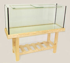 "Fish Tank  4ft x 18"" x 18""High with Stand"