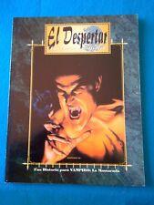 Rol - Vampiro La Mascarada - El despertar - La Factoria RL784