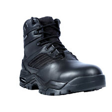 "Ridge calzado para hombre Ultimate Media Cremallera 6"" Bota De Cuero Impermeable Rip-Stop"