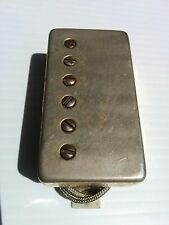 Vintage Mid to Late 1960's Gibson Patent Number Humbucker Pickup T Top PAF 7.63