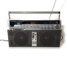 SANYO M-X650K Ghettoblaster Vintage Boombox