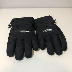 The North Face Montana Futurelite Winter Snow Gloves - Black, Youth Medium
