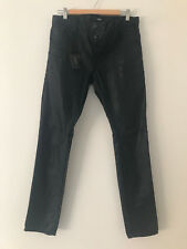 Mens Designer Calibre Coated Denim Jeans Size 32 NEW WITH TAG RRP $259.00