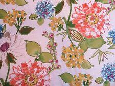 Audette/Sussex by Mill Creek/Swavelle in Sherbet, a multi-color floral cotton