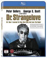Dr Strangelove Blu Ray Region Free