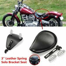 Solo Motorcycle Spring Bracket Seat Base For Harley Sportster 883 Bobber Chopper