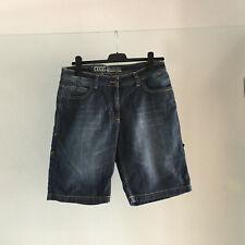 CECIL Jeans Bermuda 34 Inch - EUR 44 mittelblau *** Neuwertig ***