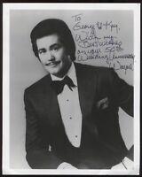 Wayne Newton Signed 8x10 Photo Signature Vintage Autographed