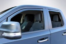 In-Channel Vent Visors for 2019 Dodge Ram 1500 Quad Cab