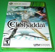 El Shaddai: Ascension of the Metatron Microsoft Xbox 360 *New-Sealed-Free Ship!