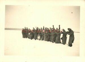Foto, Wk2, Scharfschießen in Groß Born / Borne Sulinowo, März 1940, a (N)50134