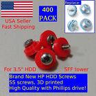 400X HP HDD Mounting Screws 6000 6005 Pro 8000 8100 8200 Elite DC7800 DC7900 SFF