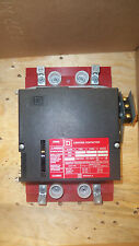 Square D 8903PBM10V02 Lighting Contactor 600v Volt 30 Amp 120 Volt Coil