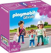 Playmobil City life 9405. Mujeres con niño. Más de 5 años.