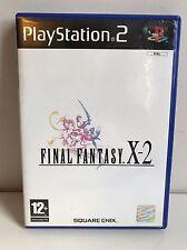 playstation2 ps2 Final Fantasy X-2