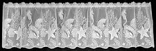 Seascape Valance by Heritage Lace, 60 inch x 14 inch, Nautical, Beach House