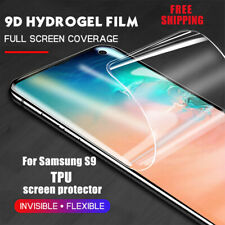 For Samsung Galaxy S9 New Soft TPU Front Film Clear TPU Screen Protector Cover